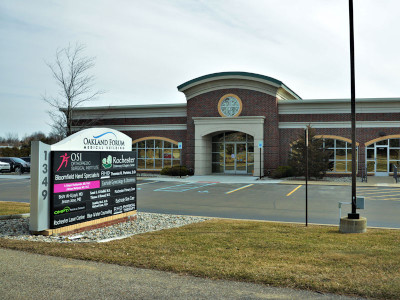 Rochester Hills Location Image